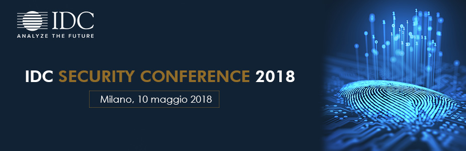 idc securityconference 2018